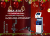Skin resurfacing skincare RF Fractional CO2 Laser Machine