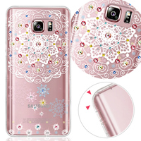 For Samsung Note5 360degree conservation dimon Crashworthiness phone case