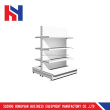 cosmetic glass shelf display stand