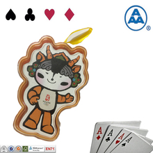 Printing Logo Professional customized casino recycled playing cards\/poker\/deck of cards