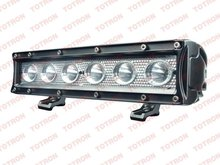 New designed single row 4x4 Led drive Light bar / High quality light bars for all ATV, UTV truck, 4 wheelers offroad vehicles