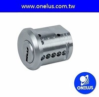 stainless steel telescopic pins cylinder locks for lockers