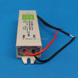 CE ROHS 24V 5W waterproof led driver ip67, 24V Constant Voltage led driver