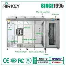 Modular Clean Room Booth Cleanroom Dust-free Industry
