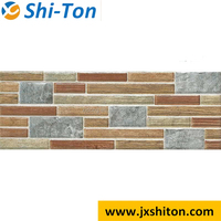 300x600 Stone digital Exterior Ceramic Wall Tile outside wall tile