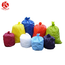 eco friendly wholesale cornstarch custom color printed 100% biodegradable compostable plastic garbage bags on roll