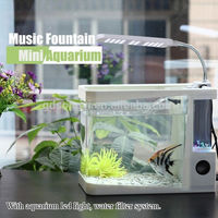 2015 New optiwhite tank with Music fountain