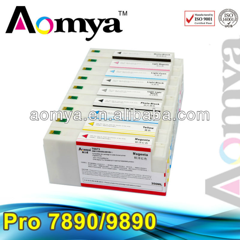 Excellent Quality! Compatible ink cartridge for Epson Stylus Pro 7890/ 9890
