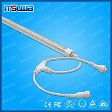 stable quality driver T8 v type LED tube G13 end cap IP>65 special circuit design T8 tube