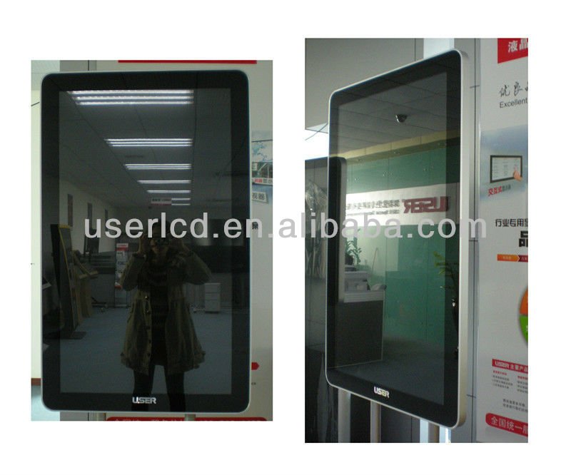 Touch screen ipad kiosk stand Android operating system