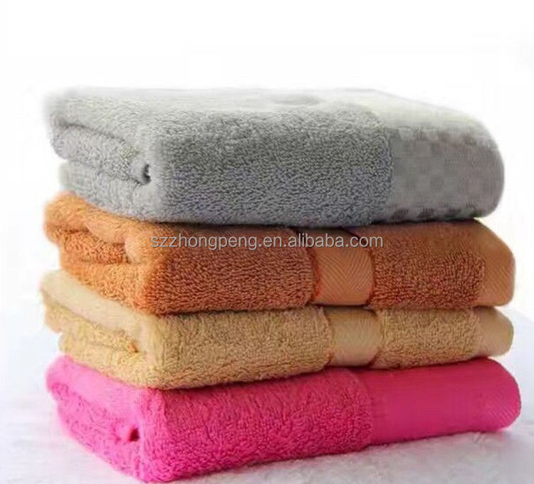 New style very soft 2017 new 100% cotton fiber hand towel