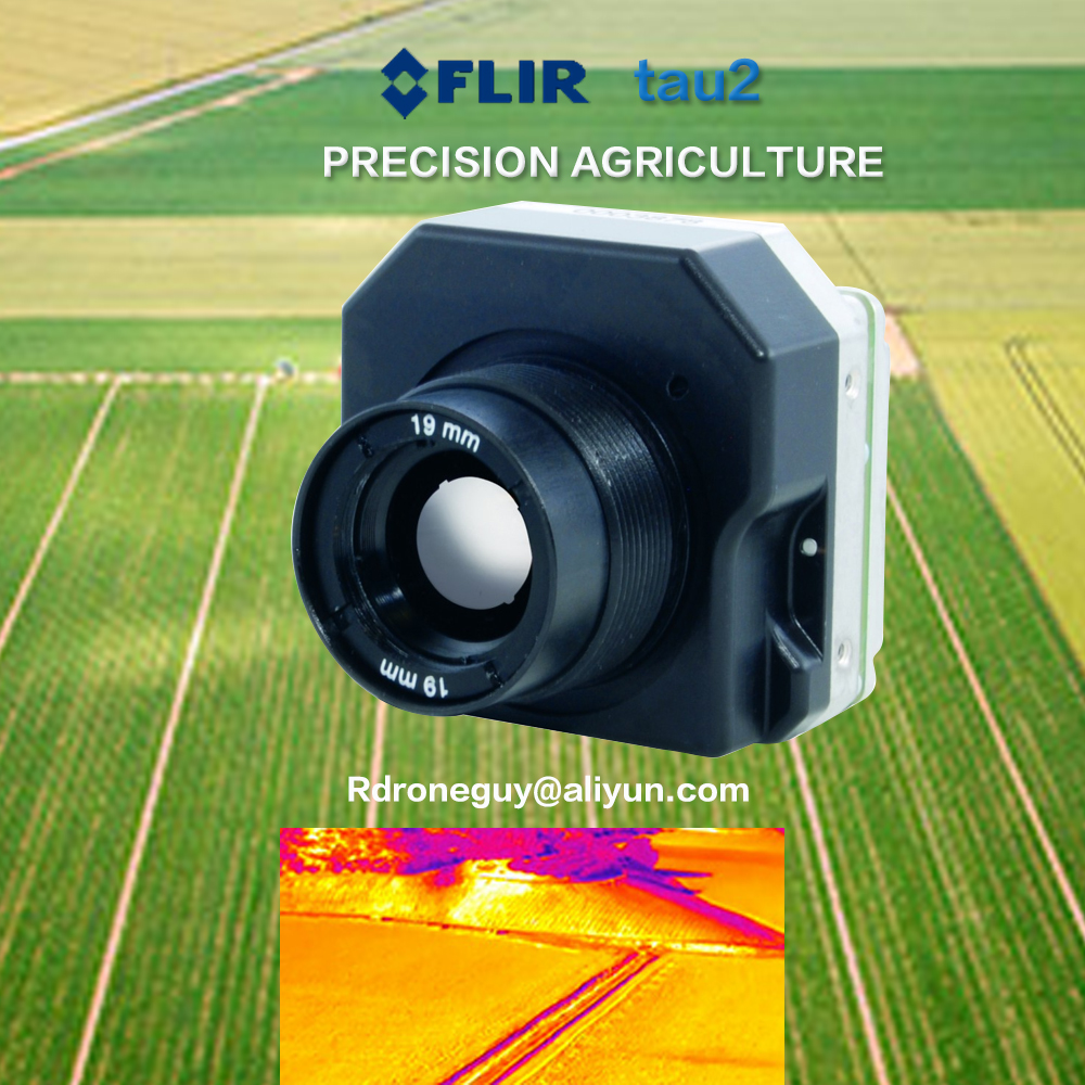 mini quadcopter drone with hd camera and flir imaging thermal camera and PRECISION AGRICULTURE with professional drone