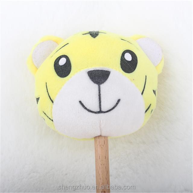 new kuso big eye carton image massage stick,stuffed animals toys,new best gift for kids