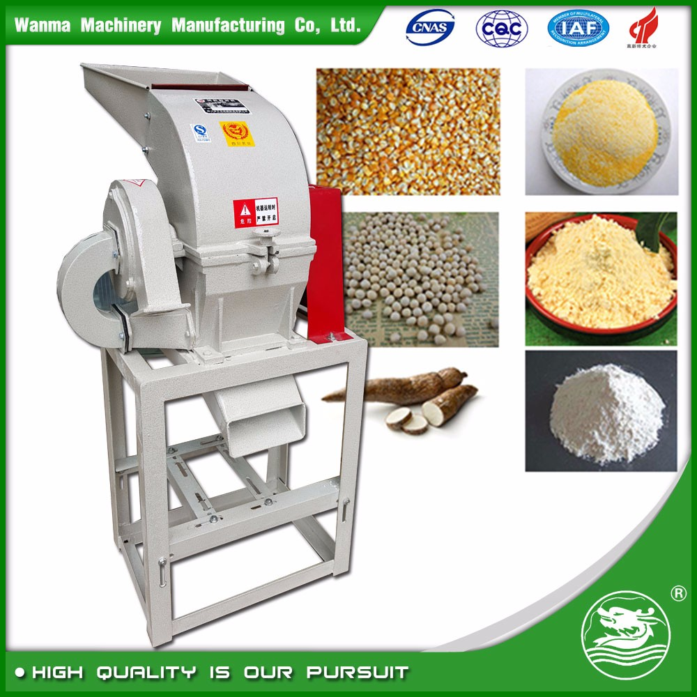 WANMA4796 2018 Hot Sale Wet Rice Flour Mill Grinding Machine