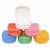 Case Box Container for Denture Retainer
