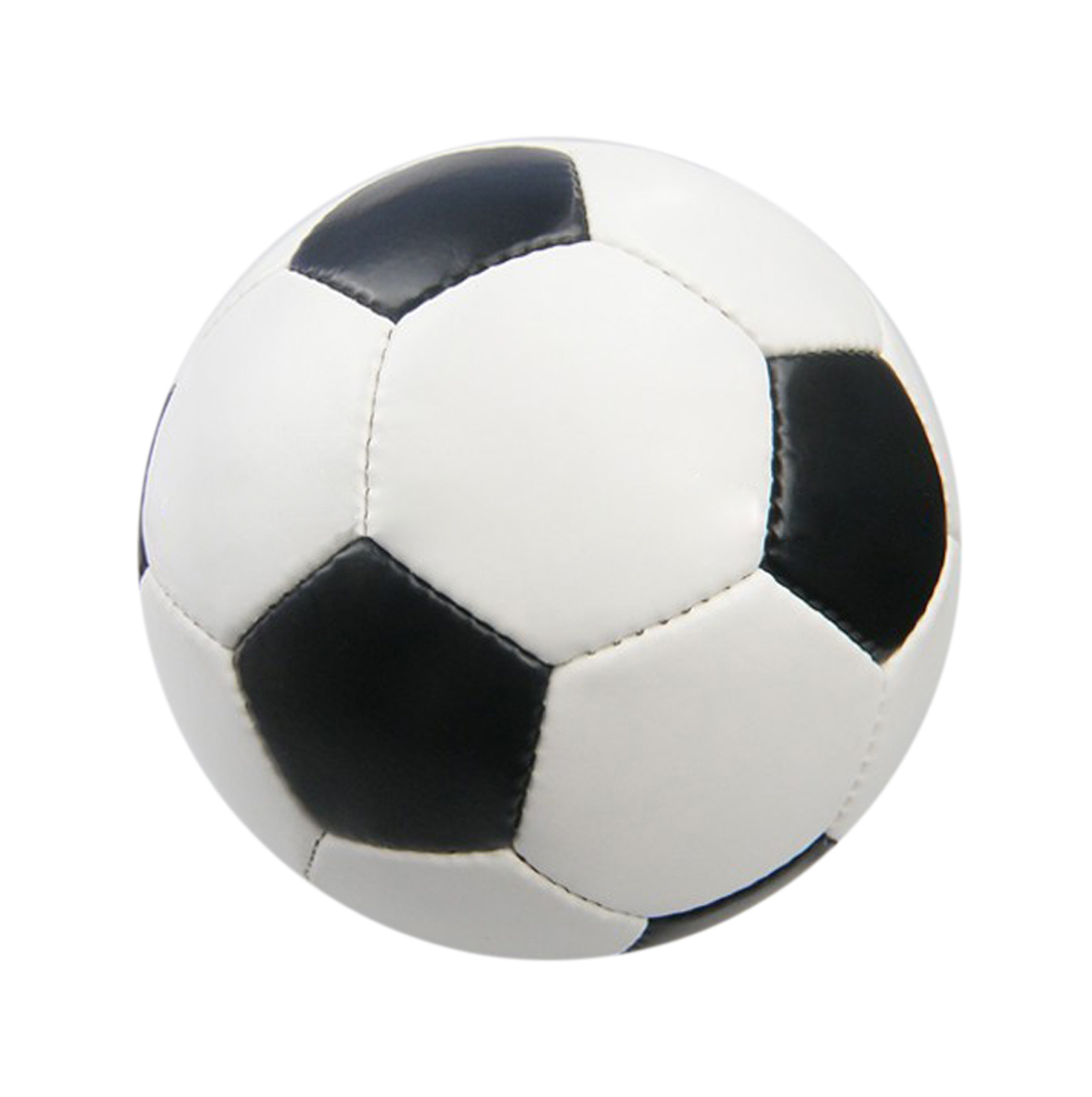Machine sewed PVC Soccer ball size 5 customized size weight