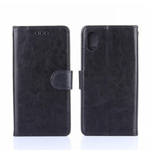2017 new arrival leather card holder wallet phone case for iphone 8