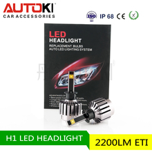 Hot Sale New Product high power h1 mazda 3 led headlight bulb