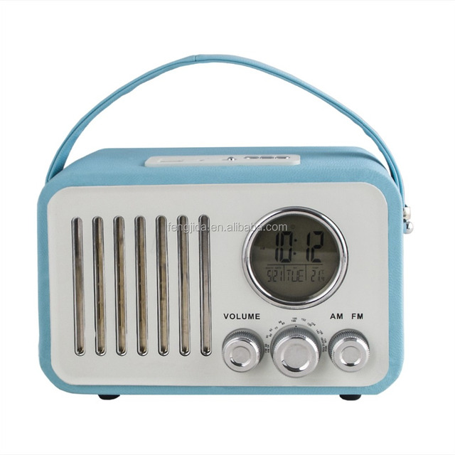 mini radio cassette recorder with USB port