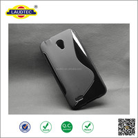 New arrival TPU case for Alcatel One Touch Conquest mobile phone case