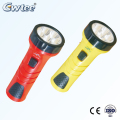 Rechargeable LED flashlighting
