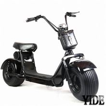 big sale ! buy one give one free !!! 2017 New Scrooser EEC elektric chopper scooter 1500w adult 2 seat electric motorcycle