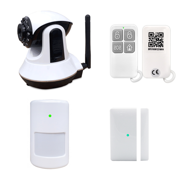 Hotsale Special Camera <strong>Alarm</strong> system Video <strong>Alarm</strong> Both WIFI+2G/WIFI+3G <strong>Alarm</strong> System BL-E800A