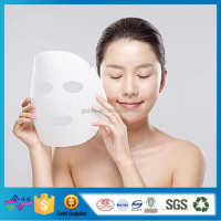 Wholesale OEM Japanese Face Silk Mask Sheets For Skin Care