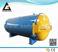 Electrical Tyre Vulcanization Machine With ASME Certification