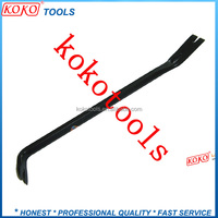 metal steel masonry tools wrecking crow bar types large pry bars nail puller body pry bar