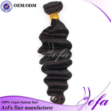 Cheaper Price Brazilian Hair Extension 1B Color Type Human Hair Product Sale On Aliexpress