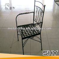 Antique Customed Iron Furniture,Wrought Iron indoor Furniture