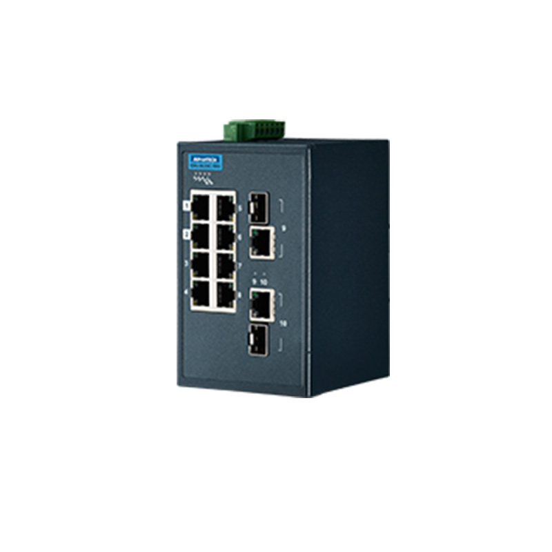 Advantech EKI-5629C-MB-AE Managed Switch Supporting Modbus/TCP