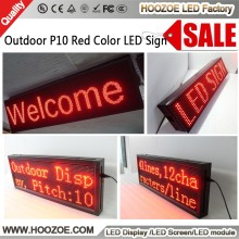 2017 HD Outdoor full color RGB 32x16 P10 led display module 32*16 pixel 1/4 scan drive DIP SMD P10 video led display board signs