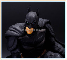 Factory price plastic super hero dark knight batman action figure manufacturer