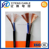 Copper Conductor Material and Solid Conductor Type low voltage cable 400v