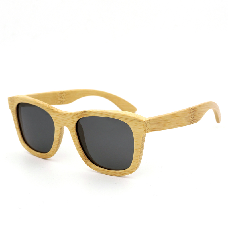 Cheap Hot Sale Promotion bamboo Sunglasses for  Men or Women With Custom Logo
