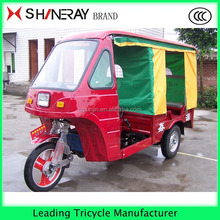 Passenger Tuk tuk rickshaw motorized drift trike for sale