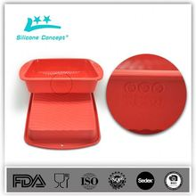 Food grade silicone bakeware manufacturer