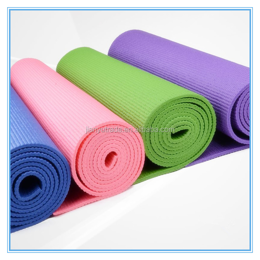 (Test Reports Available) High standard PVC Yoga Mat