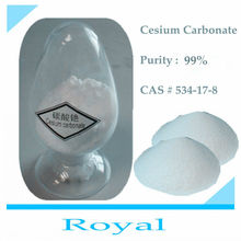 Medicine Grade Cesium Carbonate 99% Cs2CO3