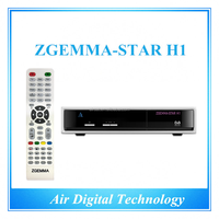 Zgemma-Star digital mpeg4 ip satellite receiver