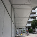 Outdoor Restaurant Tent