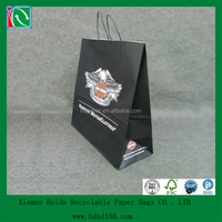 2016 paper shopping carrier bags
