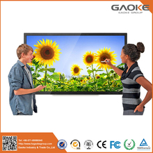 55 to 120 inches inches led UHD 4k touch screen monitor china lcd tv price interactive flat panel all in one pc & 100 inch
