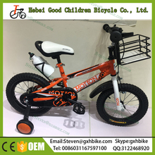CE&EN71 wholesale cheap kids bmx cycle for small baby / aluminum frame kids chopper bicycles