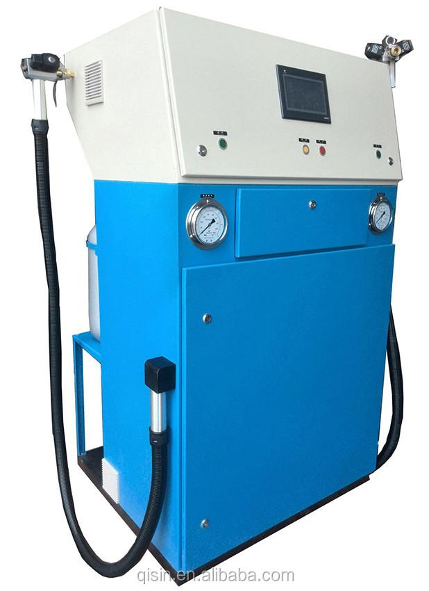 Ac Refrigerant R134a R410a Recovery& Charging Machine Qsa