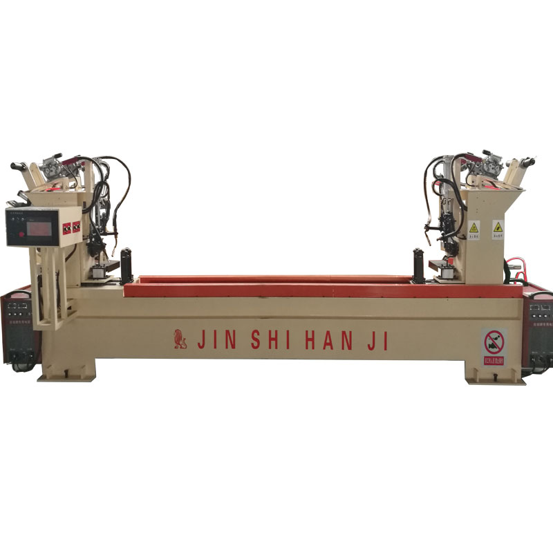 Fully automatic electrofusion welding machine