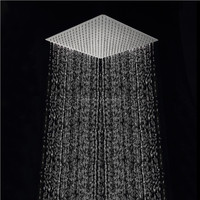 "16"" Ultra-thin square rainfall shower"