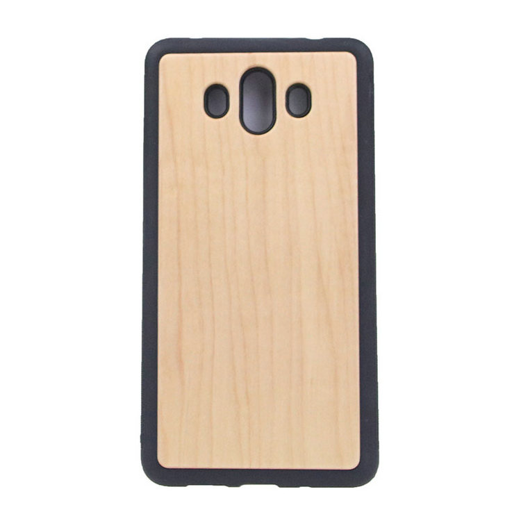 laser engrave walnut wood cell phone case/cover for Huawei P9